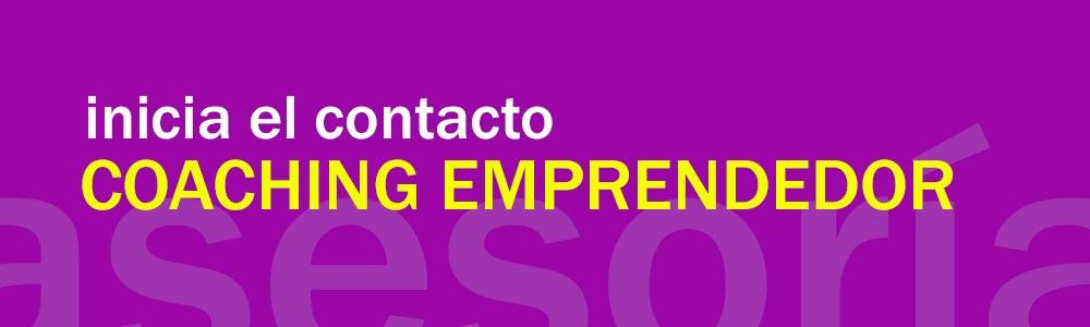 ¡Inicia un proceso de consultoría! ¡Nuestro servicio de Coaching Emprendedor te espera!