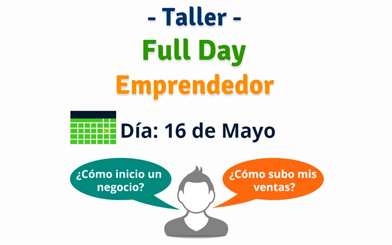 Full day Emprendedor CIDE PUCP
