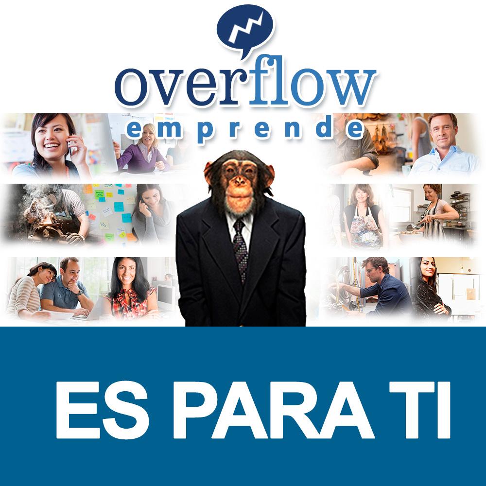 Contacta con Overflow Emprende