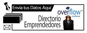 Participa del Directorio de Emprendedores Overflow