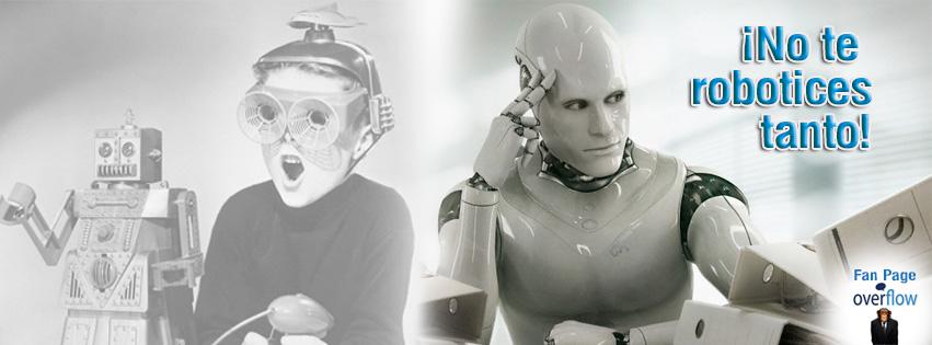 Bienvenido a Robot Humano