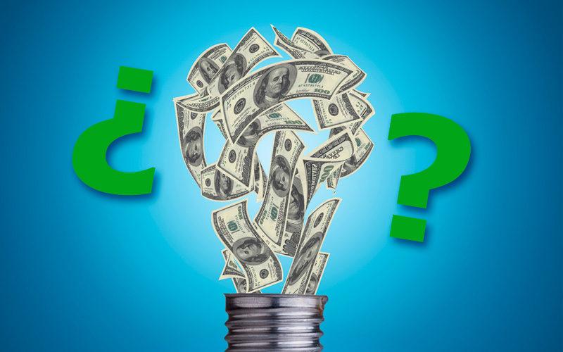 ¿Importa el dinero para emprender?