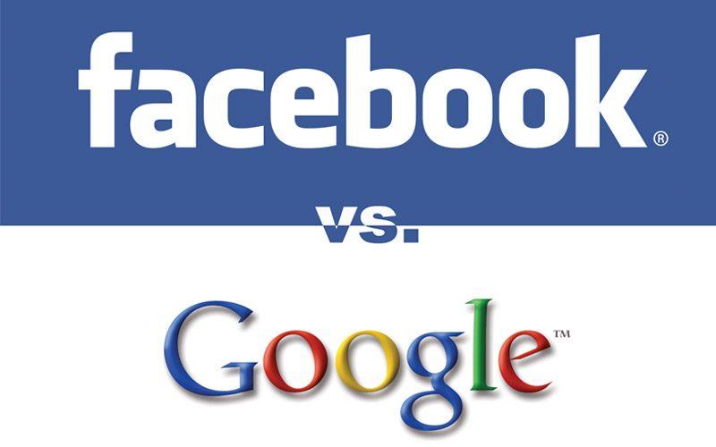 Aprovechar la dualidad facebook vs google