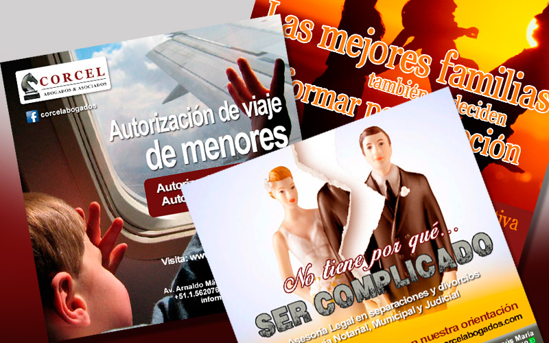 Flyers Corcelabogados