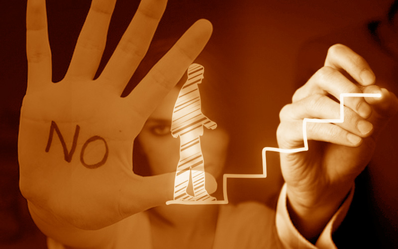 El tremendo poder de un NO en tu vida emprendedora