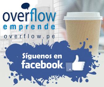 Hazte fan de Overflowpe en Facebook