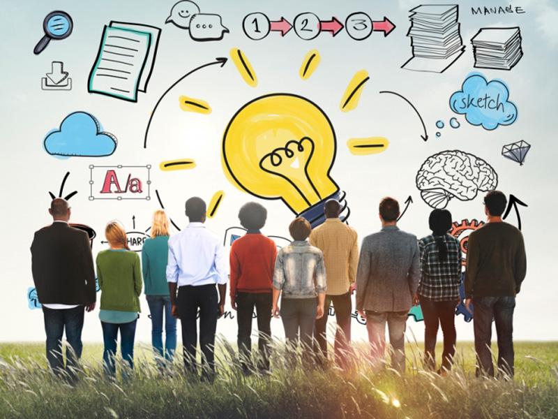 ¿Qué es más importante: el dinero, el equipo o la idea?