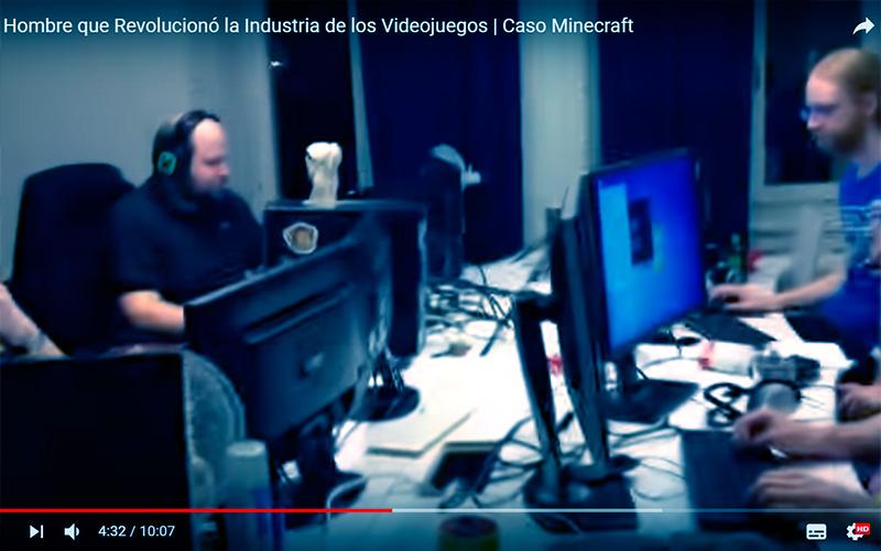 """Markus Persson """"Notch"""" el hombre que revolucionó la industria del video juego"""