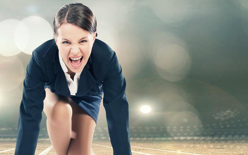Asumir el desafío emprendedor con motivación y enfoque ayuda