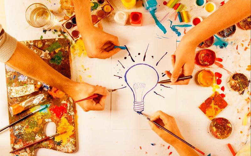 La creatividad es innata pero también puede ser aprendida