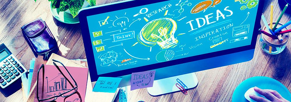 La creatividad surge individual la innovación del trabajo en equipo