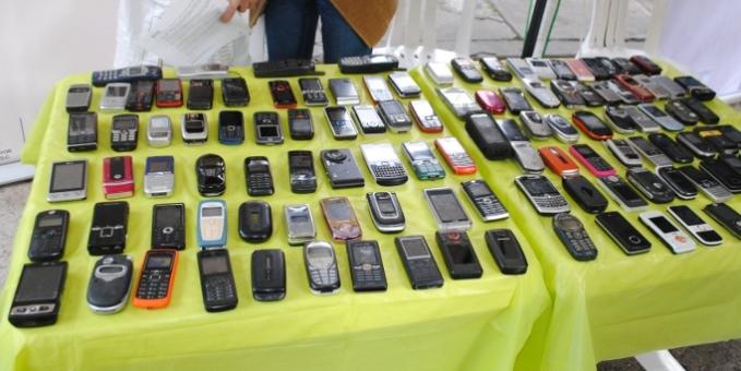 Campaña contra el robo de celulares 1