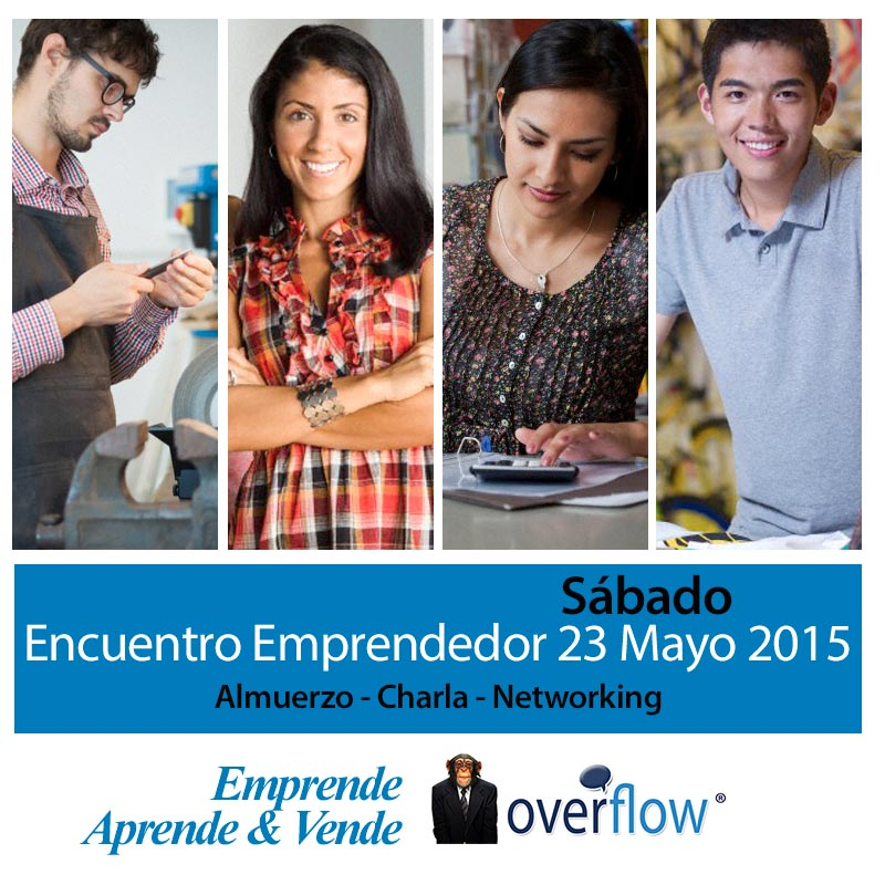 Overflow Networking 23 Mayo 2015
