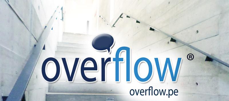 Conoce Overflow Emprende - Overflow.pe
