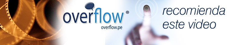 Overflow recomienda este video