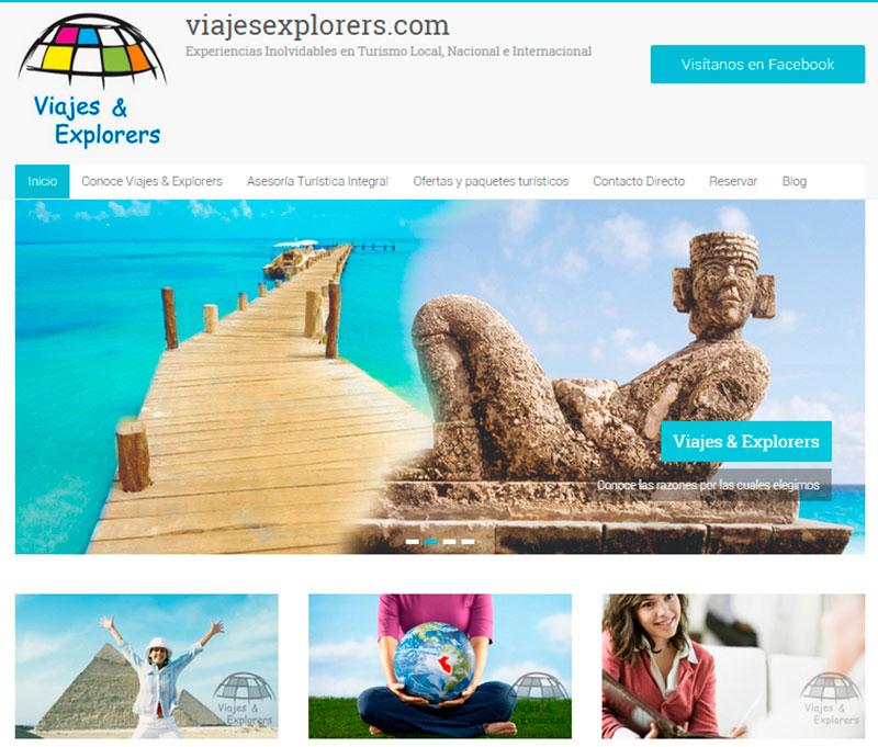 viajesexplorers.com