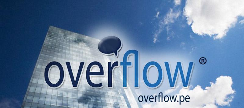 Visión y Mision Overflow