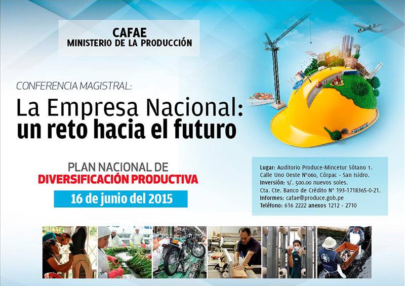 Empresa Nacional un reto hacia el futuro