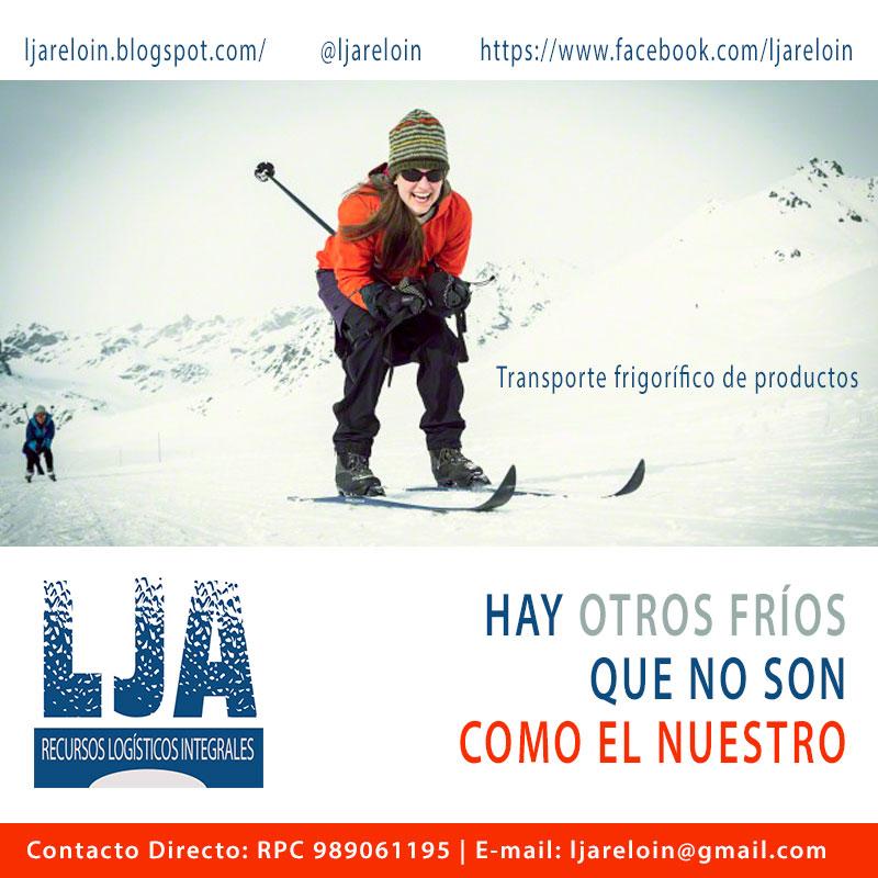 Flyer digital LJA para difusión en facebook