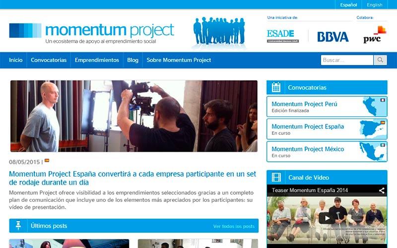 Momentum Project BBVA