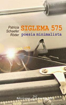 Siglema 575 Poesía minimalista