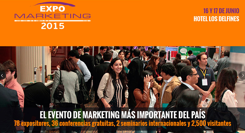 Expo Marketing 2015