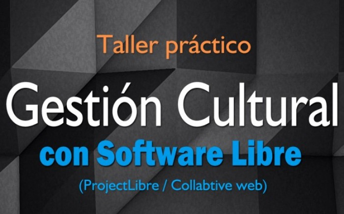 Gestión Cultural con Software libre