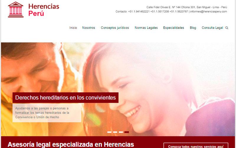 herenciasperu.com