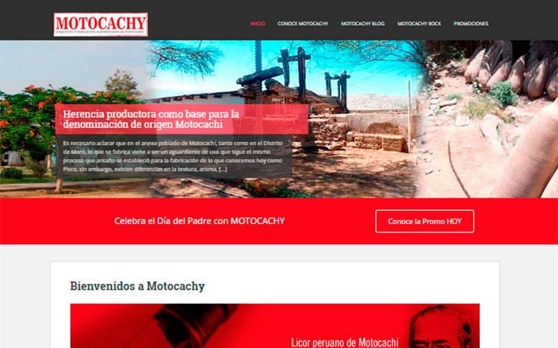 Motocachy en Lima