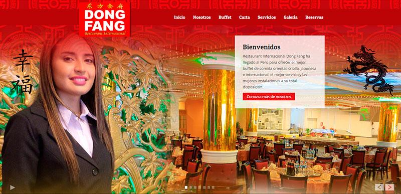 Restaurant Internacional DONG FANG