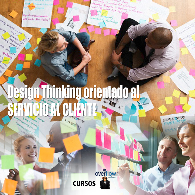 Design thinking aplicado al servicio al cliente