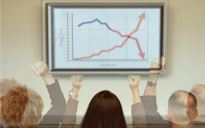 El pensamiento financiera gerencial utiliza los ratios para desarrollar el negocio - Overflow.pe