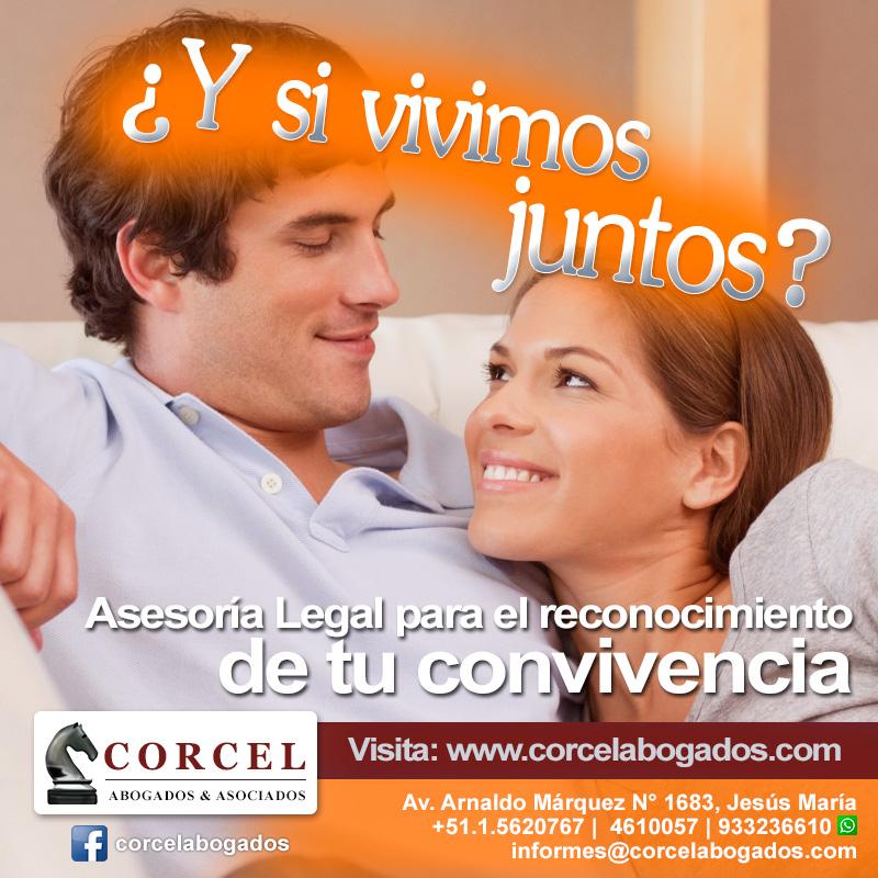 Flyers Corcelabogados.com - Convivencia