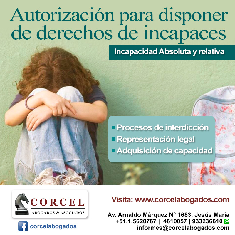 Flyers Corcelabogados.com - Incapacidad