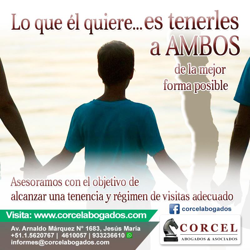 Flyers Corcelabogados.com - Tenencia