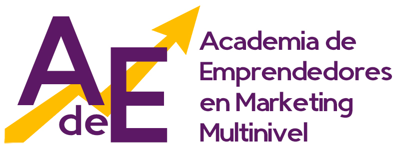 Logo Academia de Emprendedores en Marketing Multinivel