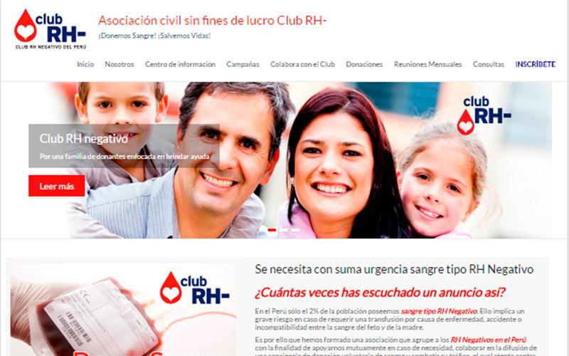 Club RH Negativo