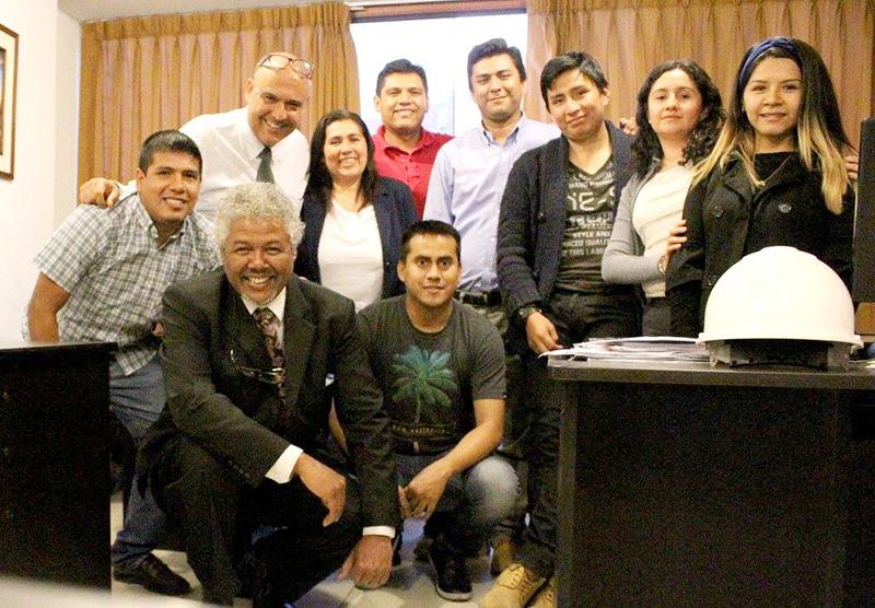 AJC Proyectos SAC - Charla de Motivación y desarrollo empresarial