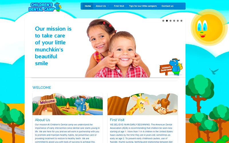 Childrensdetalcamp.com