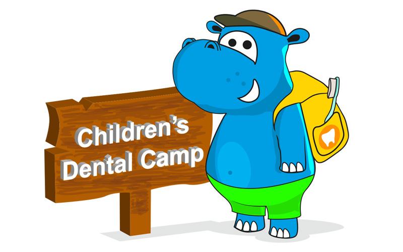 Logotipo 1 Children's Dental Camp