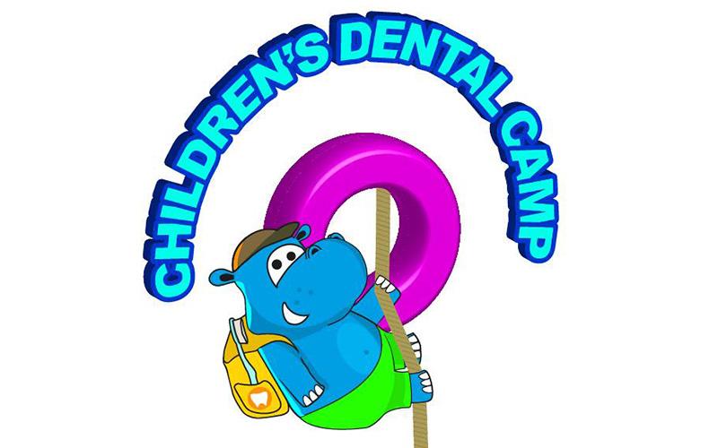 Logotipo 2 Children's Dental Camp