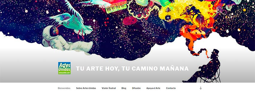 Visita el sitio web ArtesUnidas.com