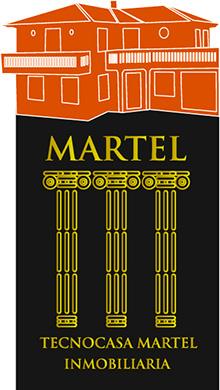 Logotipo Tecnocasa Martel Inmobiliaria  - Overflow.pe