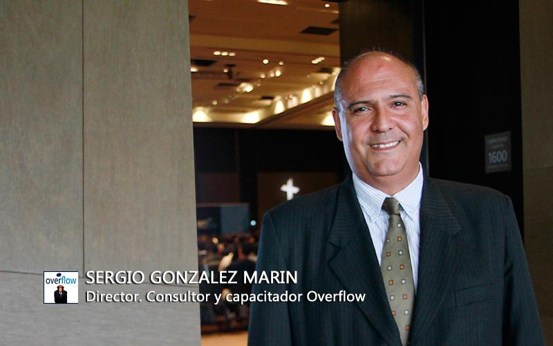 Sergio Gonzalez Marin - Director Overflow
