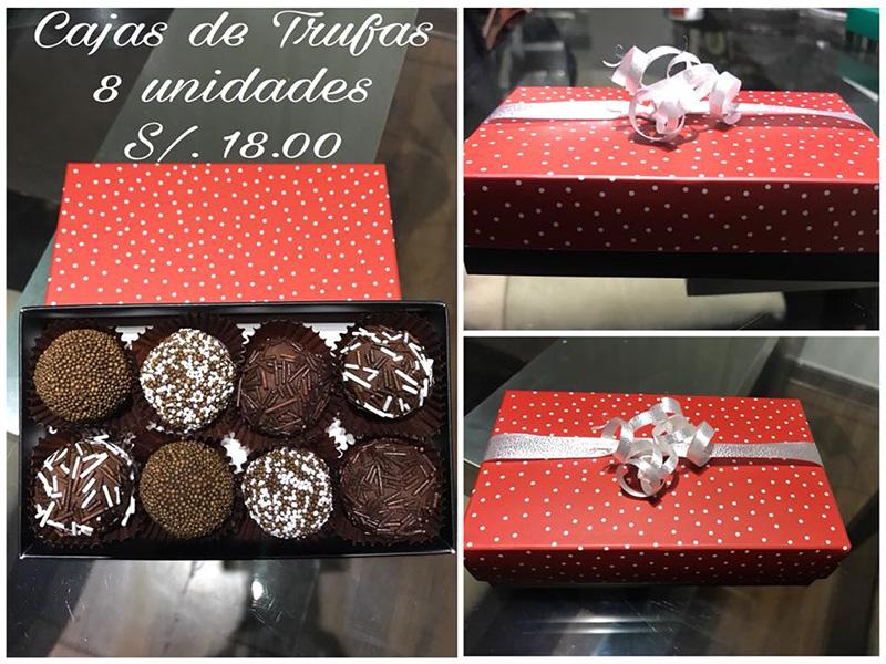 Sammy Chocolatería fina y Cupcakes - Trufas en oferta