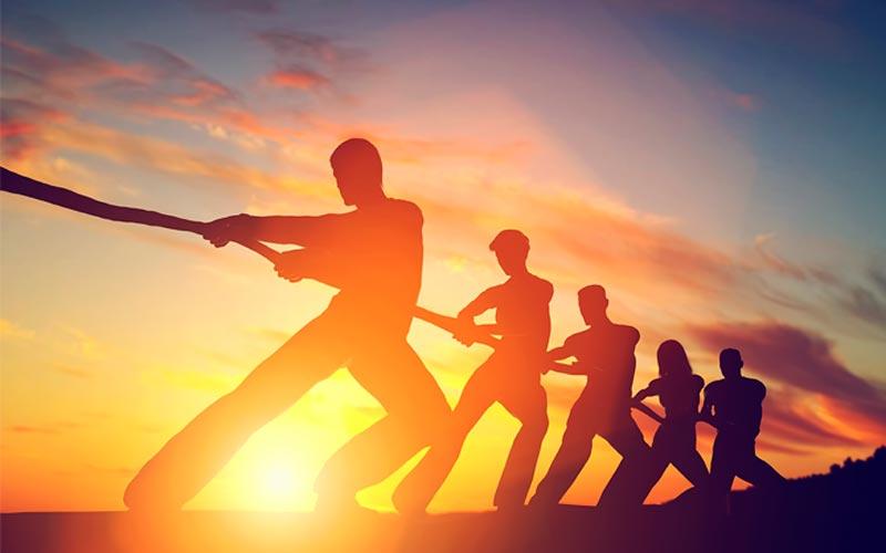 Existen muchas razones por las que implantar el trabajo en equipo es la mejor idea - Overflow.pe
