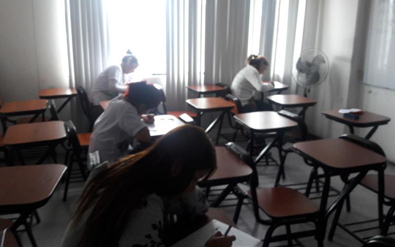 Touche Spa Miraflores - Capacitación en Atención al cliente - Examen al finalizar la primera sesión