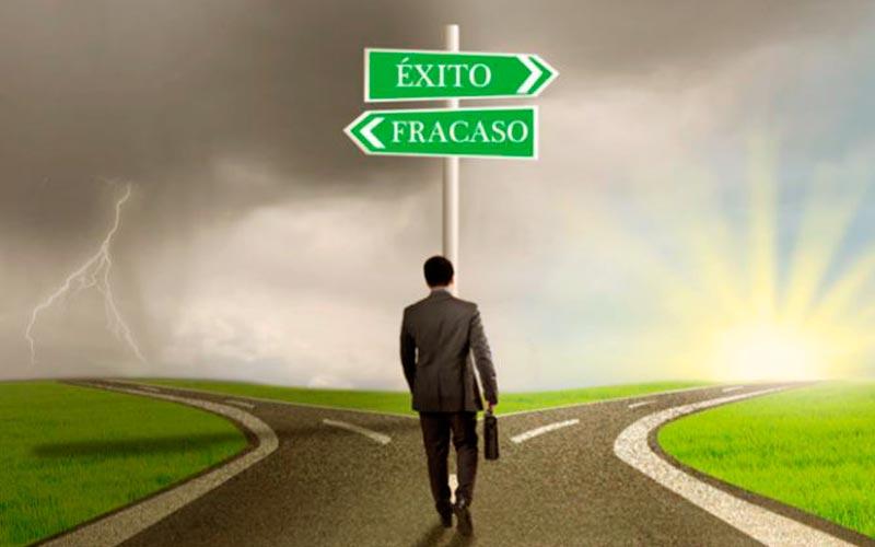 Tomar las mejores decisiones ayuda a combatir el fracaso emprendedor