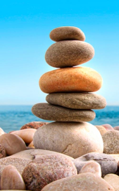 Comprender la importancia de reconocerte humano y constituido por elementos que aspiran a estar en balance es un buen punto de partida