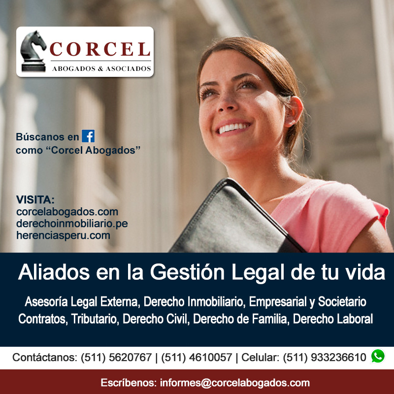 Corcel Abogados - Aliados en la gestión legal de tu vida